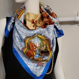 Hermes  Hommage A Mozart Scarf